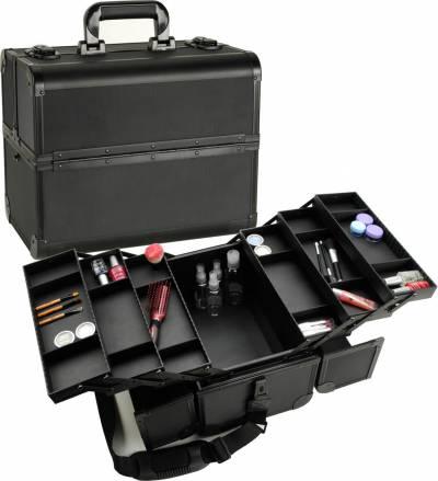 Local ideal para guardar pinceis de maquiagem