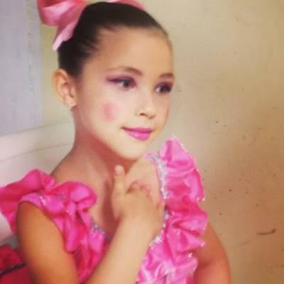 maquiagem para bailarina infantil passo a passo