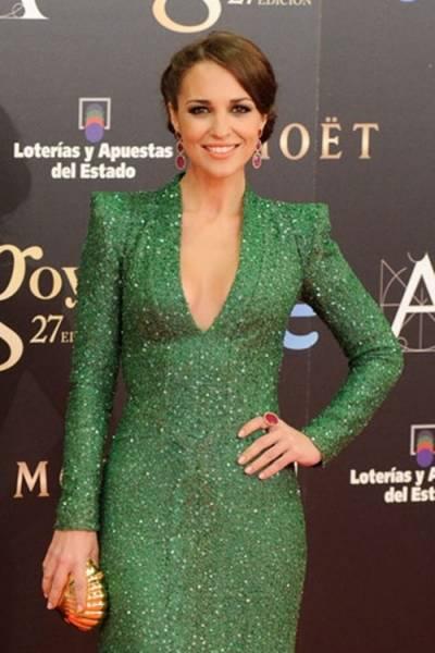 maquiagem ideal para usar com vestido verde