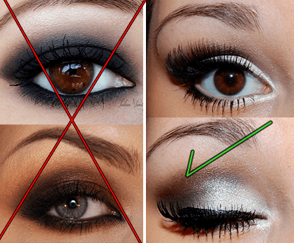 maquiagem para olhos como fazer