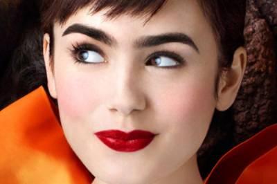 Maquiagem Lily Collins Branca de Neve Passo a Passo