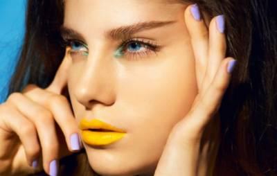 Maquiagem para jogo do Brasil passo a passo
