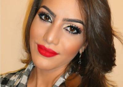 Maquiagem de festa junina com batom vermelho passo a passo