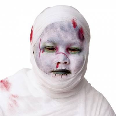 maquiagem de dia das bruxas para crianças passo a passo
