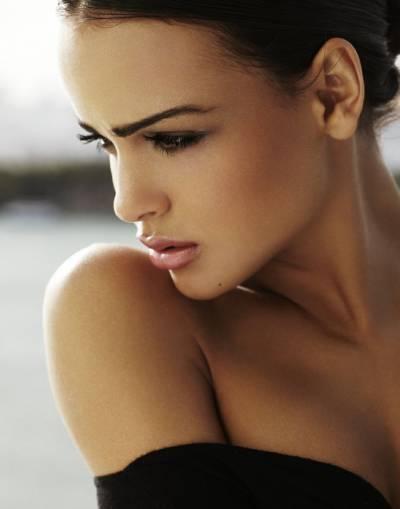 Maquiagem ideal para fotos externas