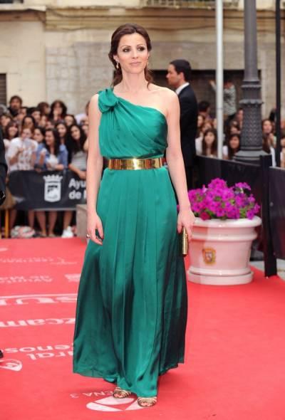 Cores de maquiagem que combinam com vestido verde