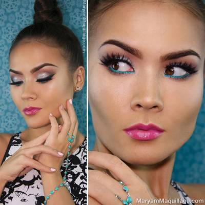 Maquiagem ideal para mulheres orientais