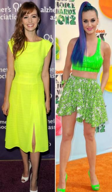 Vestido verde combina com que cor de sandalia