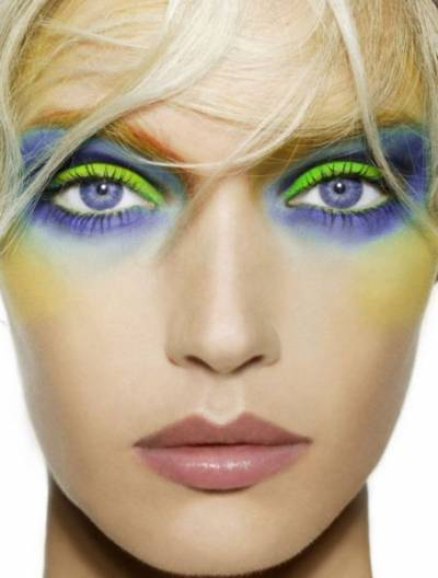 Ideias de maquiagens diferentes para Copa do Mundo