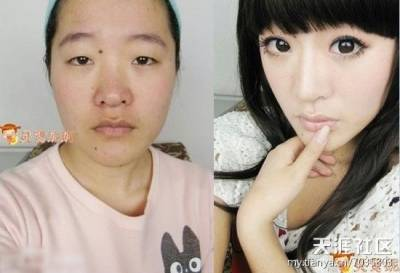 Como realçar os olhos puxados com maquiagem