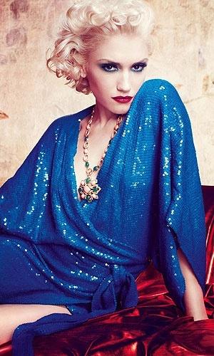 Dicas de maquiagem para vestido azul