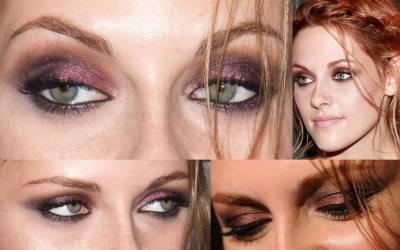 Maquiagem esfumada para festa de 15 anos - Como fazer
