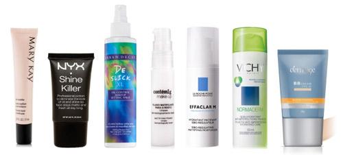 produtos para maquiagem nude - primer