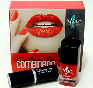 melhores maquiagens da Yes cosmeticos