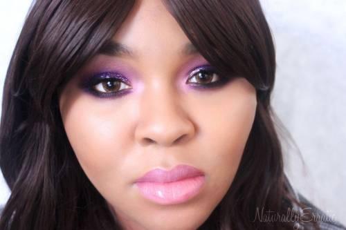 Dicas de maquiagem para negras com olhos pequenos