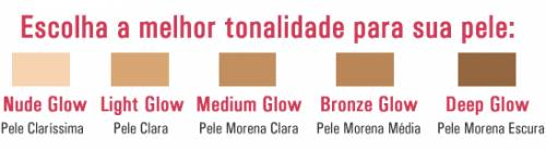 Melhor cor de aspa nylons para pele clara
