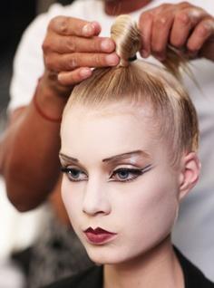 ideias de maquiagem para ballet - fotos