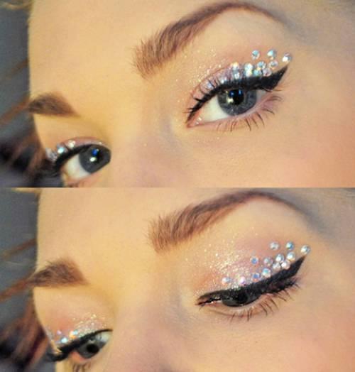 maquiagens lindas para bailarinas jovens e adultas