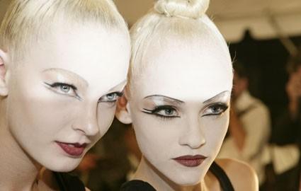 Maquiagem de olhos para bailarinas passo a passo