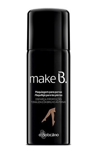 fc333576b Testei meia calça liquida Make B - Maquiagem para pernas