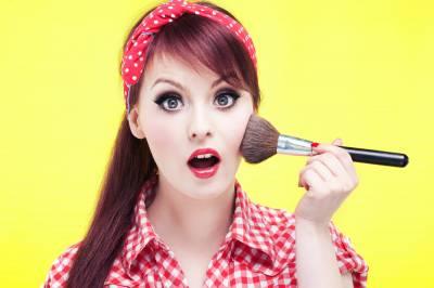 maquiagem pin up - tutorial simples