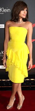 maquiagem que combine com vestido amarelo