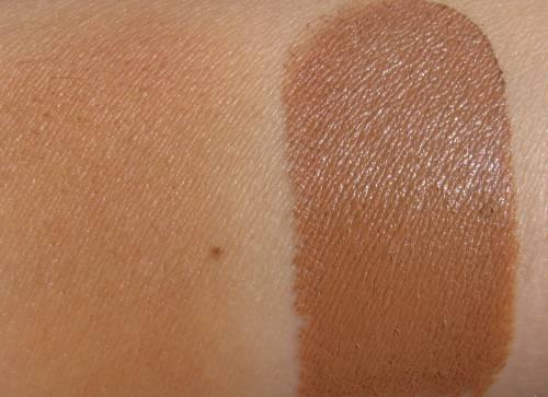 Maquiagem para pernas da MAC - Testei