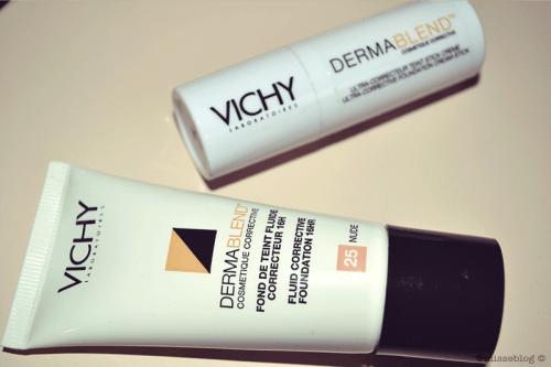 Vichy Dermablend é bom - maquiagem para vitiligo