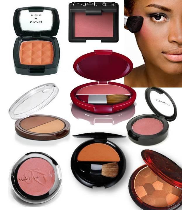 como fazer maquiagens para pele negra