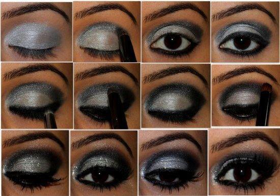 Passo a Passo de Maquiagem Maquiagem Para Formatura Passo