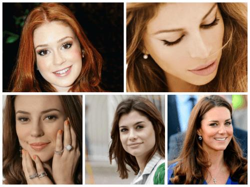 fotos de maquiagem simples para trabalho