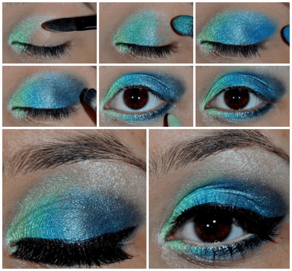 maquiagem 3d passo a passo