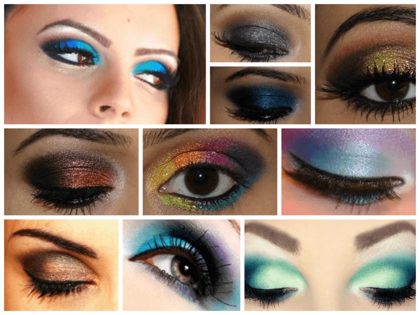 fotos de maquiagens 3D boas para dia e noite