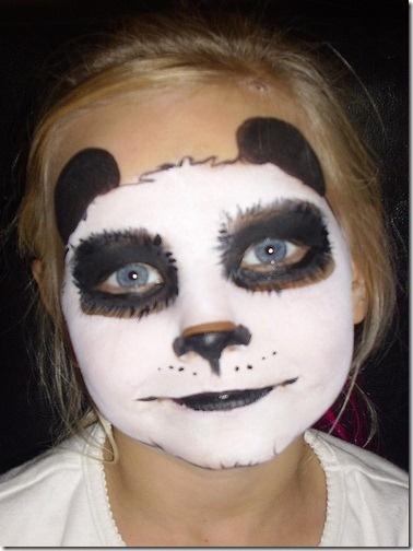 Maquiagem de halloween infantil passo a passo e fotos for Pinturas de cara para halloween