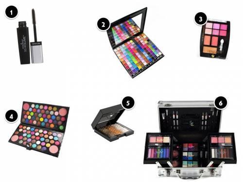 marcas de maleta de maquiagem 3d e preços