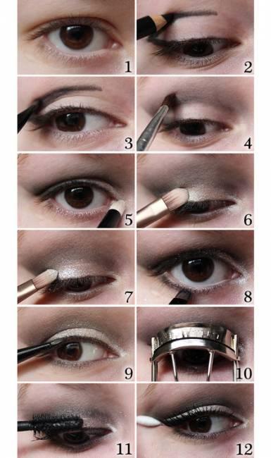 maquiagem para o natal passo a passo