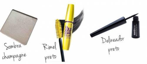 Como combinar makeup com batom vinho