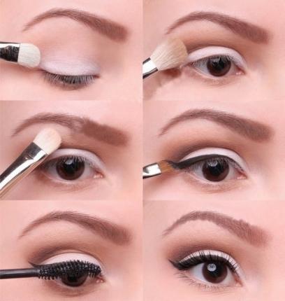 tipos de maquiagem passo a passo
