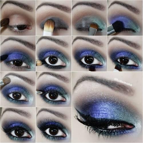 maquiagem para reveillon 2015