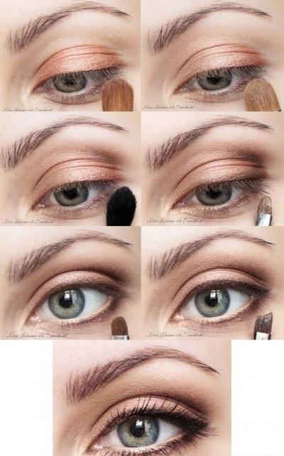 tipos de maquiagem básicas