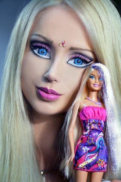 Maquiagem De Boneca Como Fazer Passo A Passo