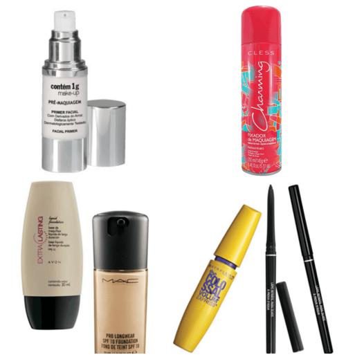 dicas de produtos para maquiagem de carnaval