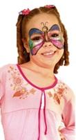 maquiagem infantil fácil para o carnaval