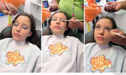 maquiagem para carnaval jovem - adolescente