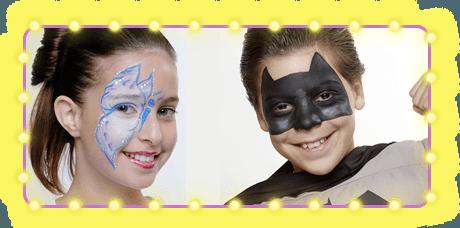 maquiagem de carnaval masculina infantil