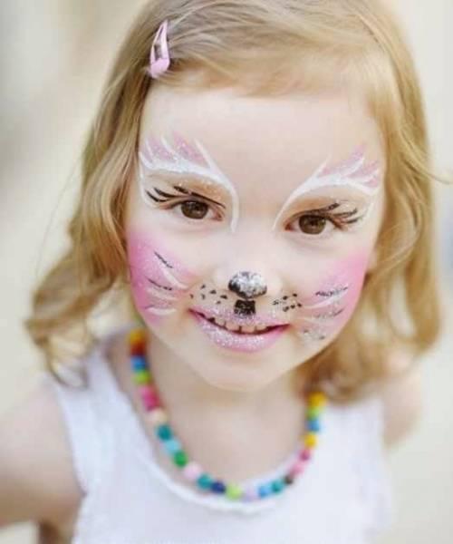 maquiagem de coelhinha