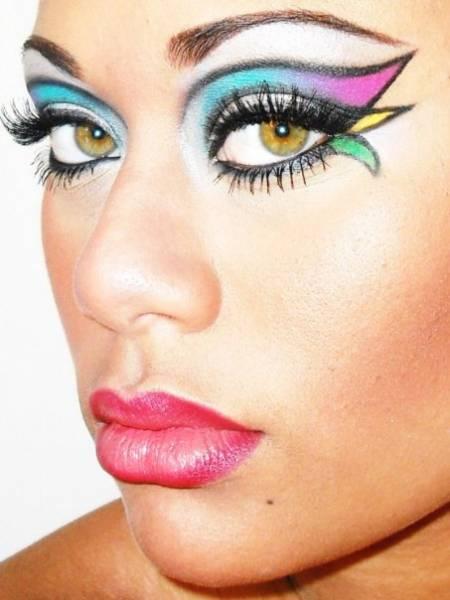 Maquiagens artísticas fáceis de fazer