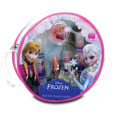 Kit de maquiagem Frozen Disney - onde comprar