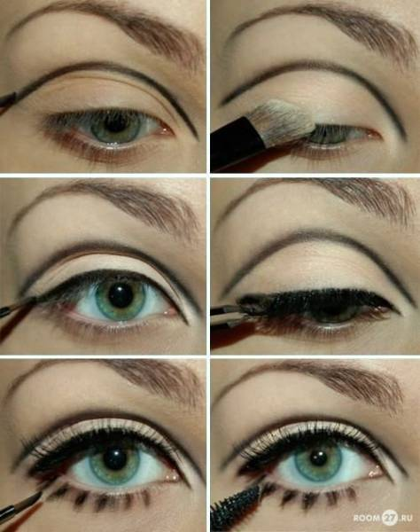 how to make cat eyes look bigger