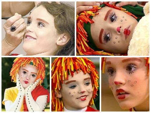 maquiagem da emilia como fazer passo a passo